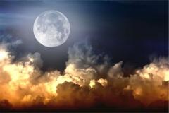 Gece Gökyüzü-Günbatımı 13