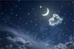 Gece Gökyüzü-Günbatımı 4