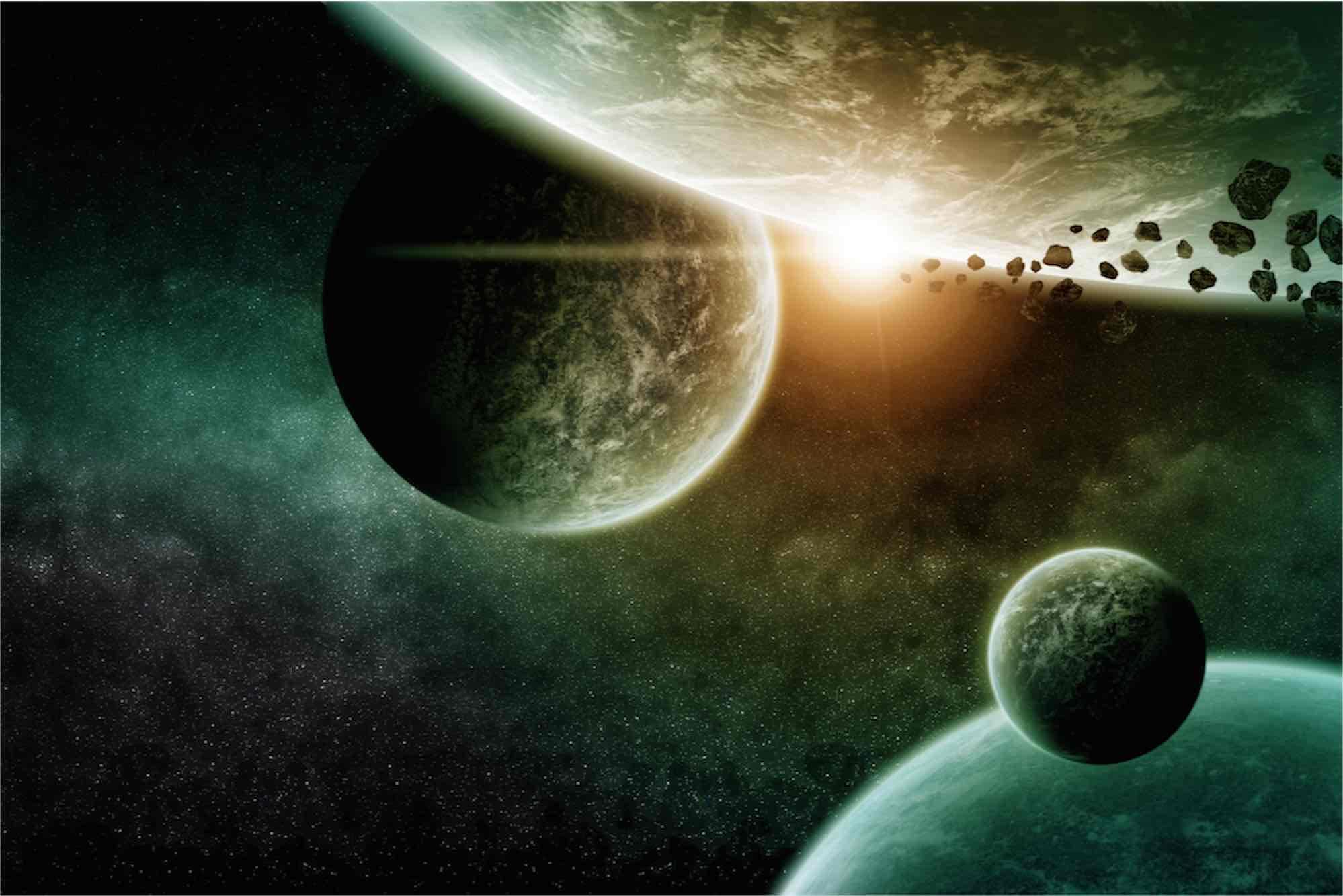 Uzay-Gezegen 20