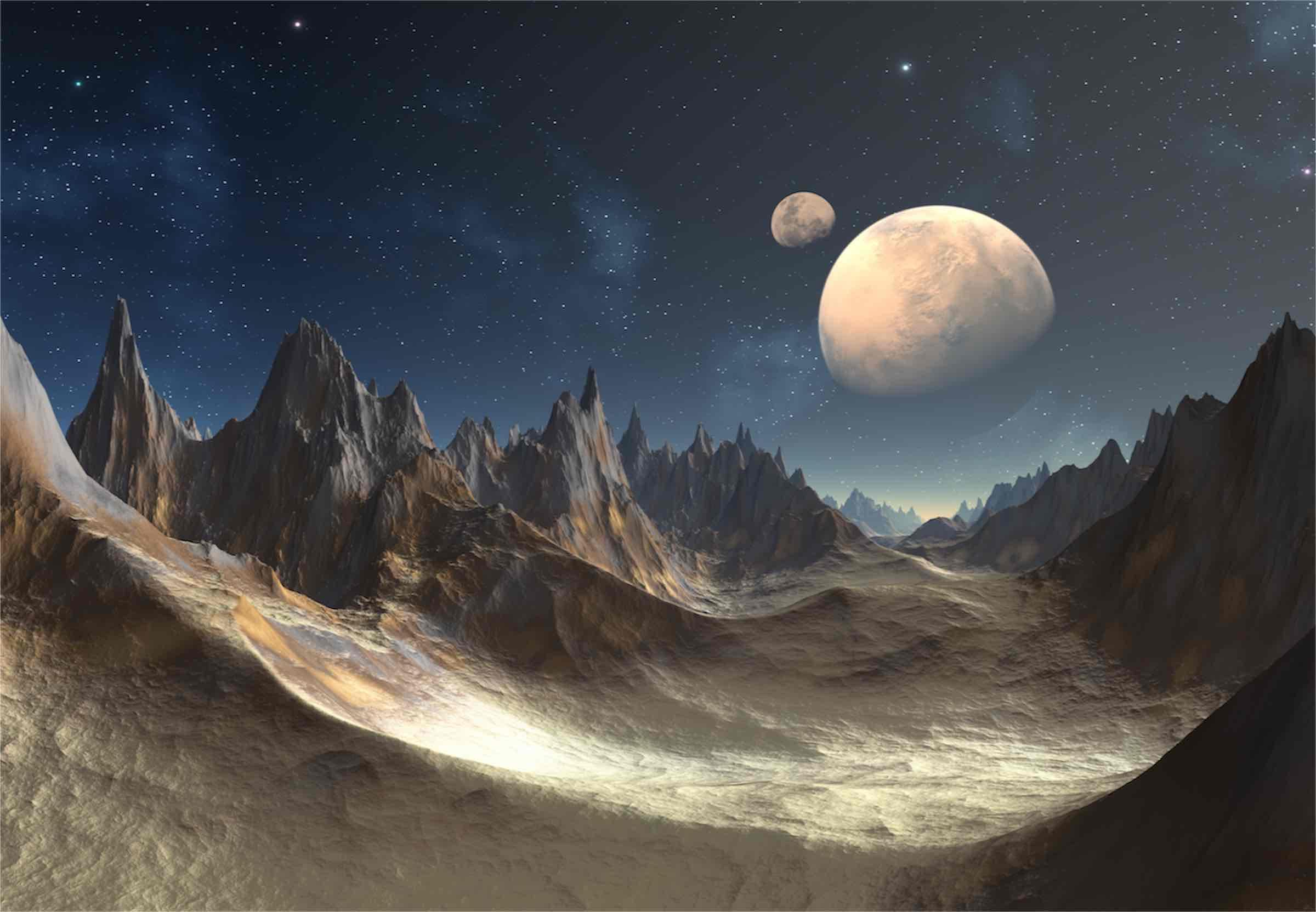 Uzay-Gezegen 22