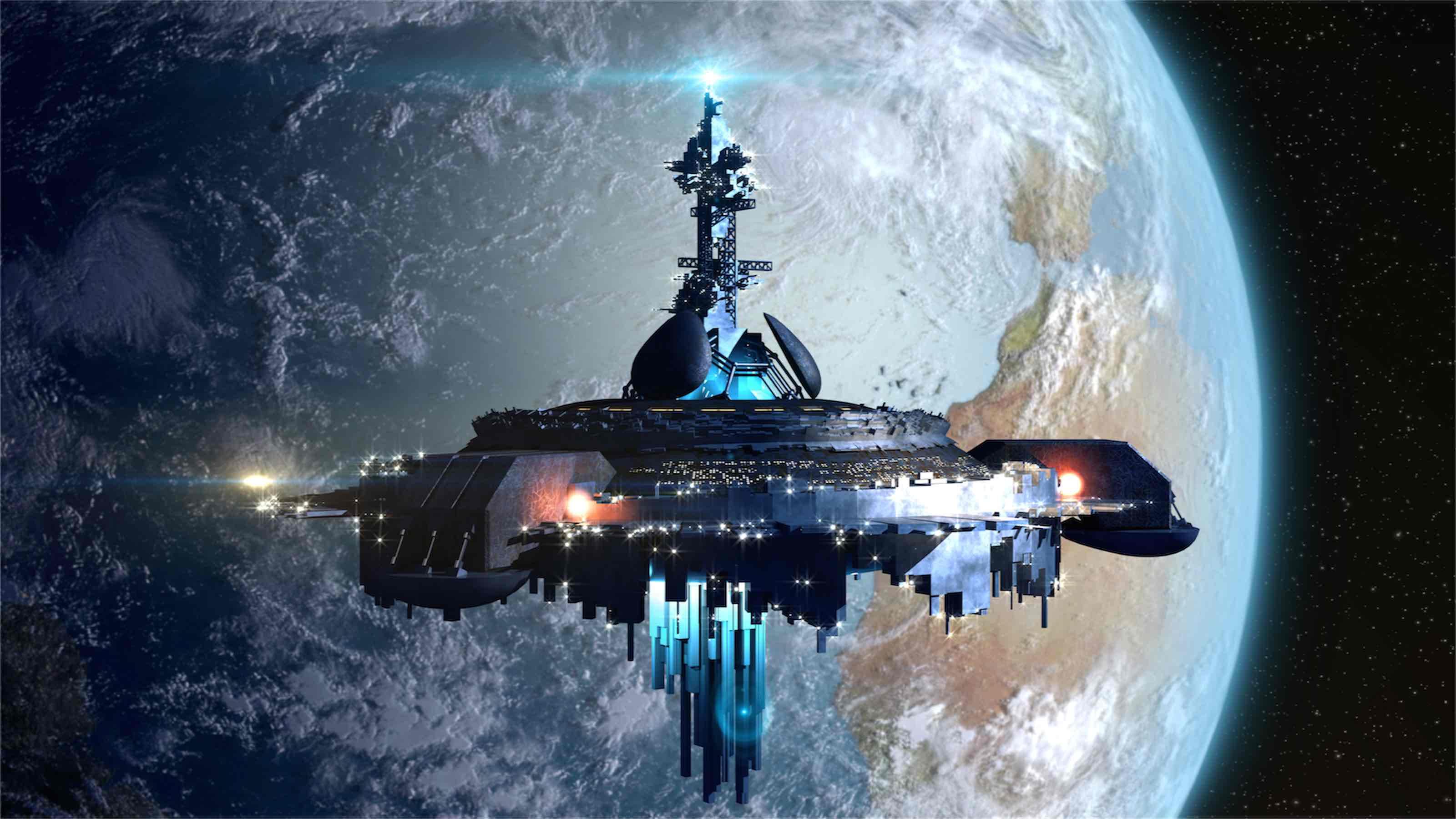 Uzay-Gezegen 40