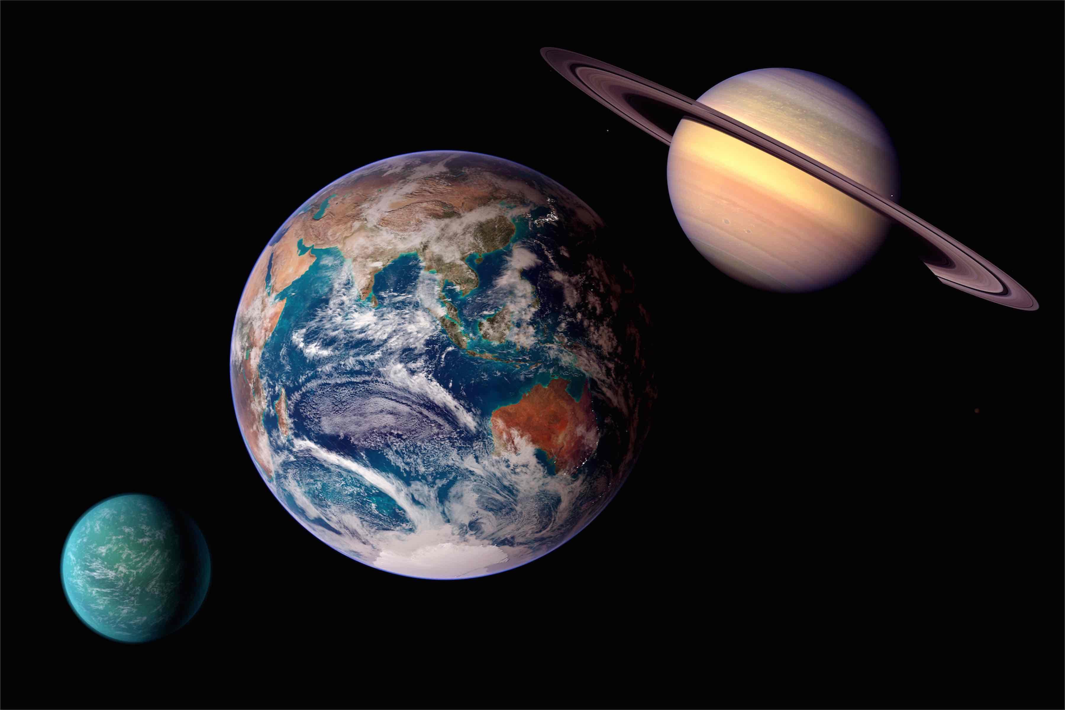 Uzay-Gezegen 45
